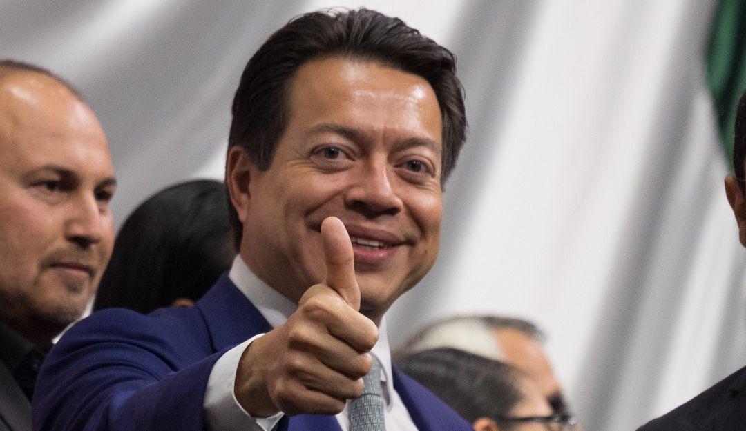 """Ley amnistía no es para delincuentes de """"alto impacto"""": Mario Delgado"""