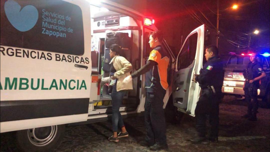 Lesionan a una mujer con arma blanca en plena avenida Alcalde