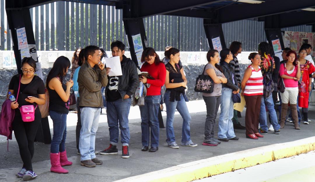 El 56% de jóvenes mexicanos confían que alguien los mantenga en la vejez