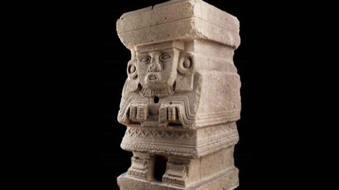 Subasta de piezas prehispánicas imparable en París
