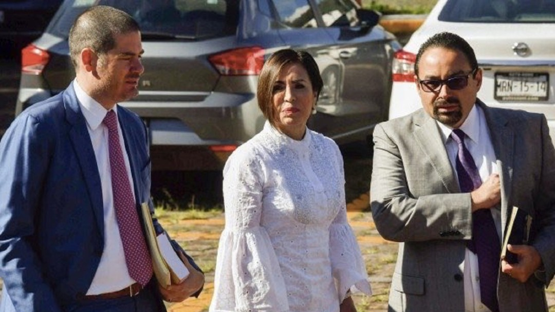 Inhabilita Función Pública a Rosario Robles por 10 años