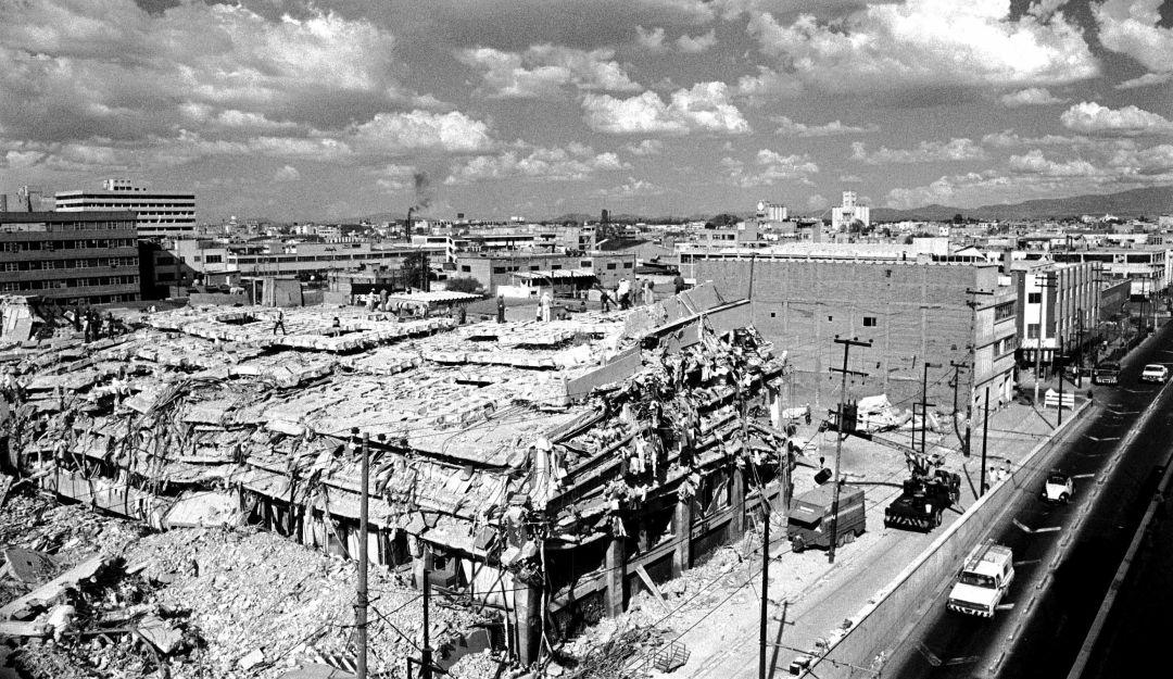 Sismo 19 de septiembre evidenció irregularidades en 1985