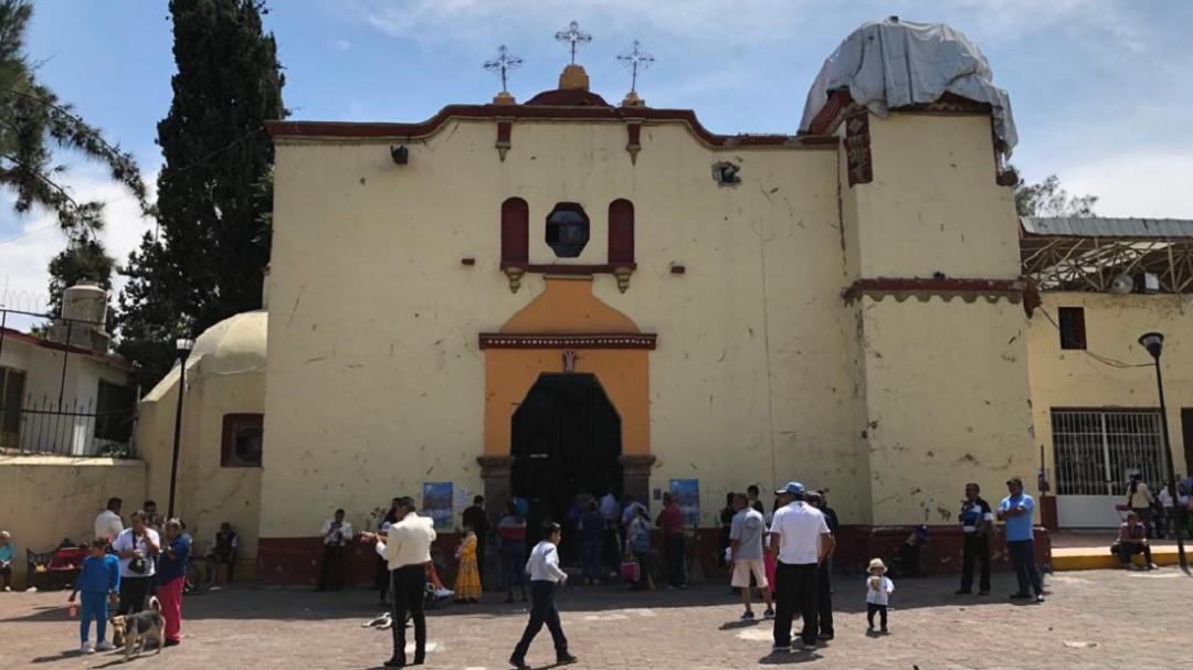 San Gregorio Atlapulco, a dos años del sismo