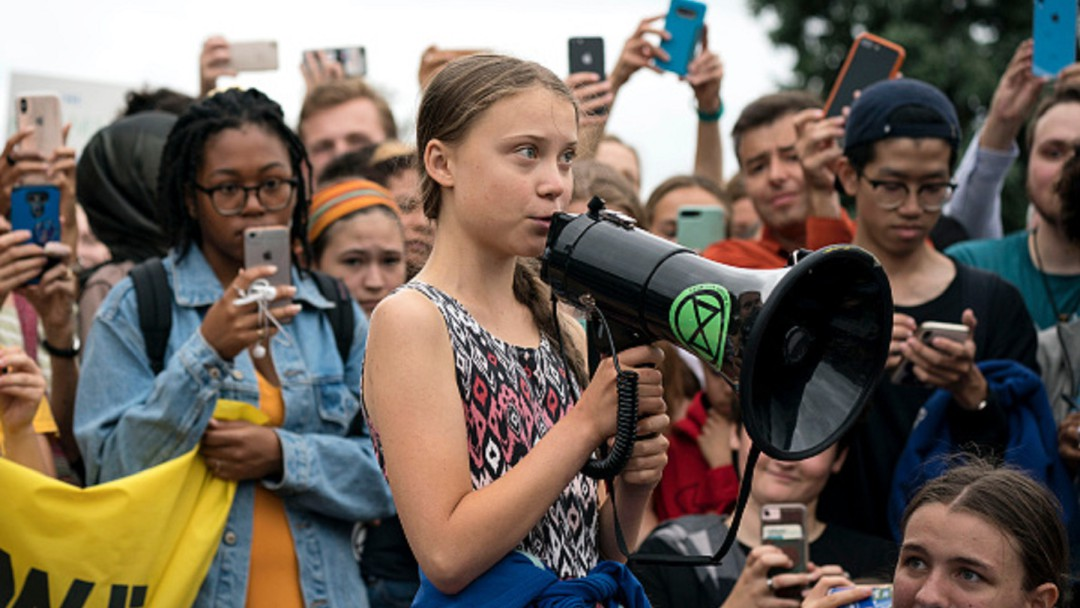 SOPITAS: Greta Thunberg, la joven que lucha contra el cambio climático