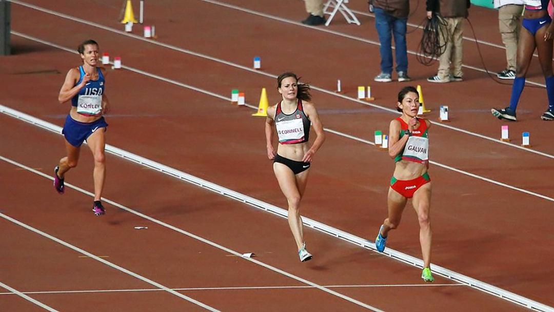 Roban a medallista de Juegos Panamericanos saliendo del banco