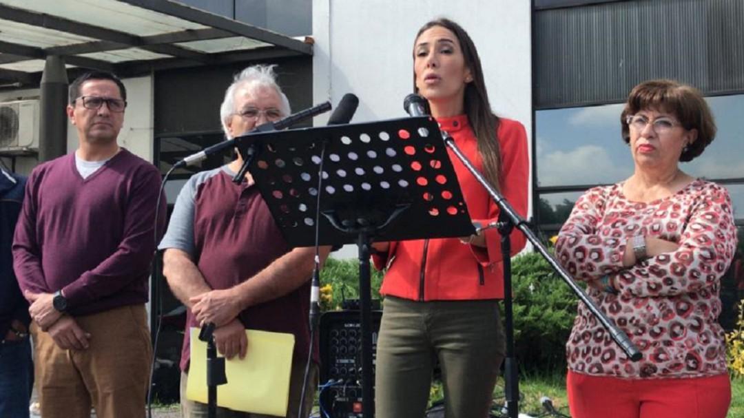 Soy víctima de una confabulación institucional: Rosario Robles