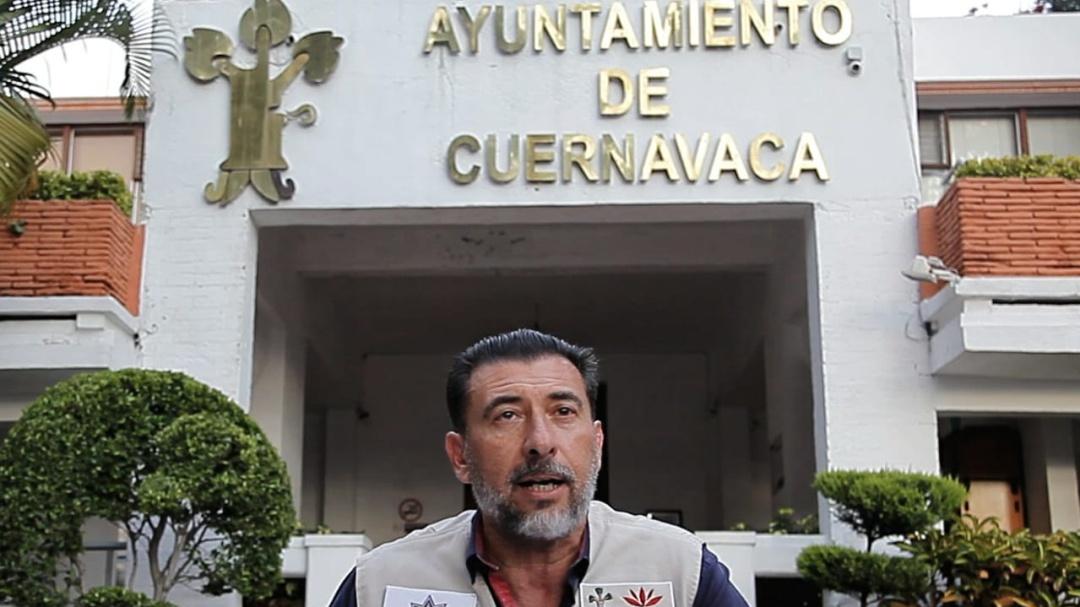 Condena Ayuntamiento de Cuernavaca la irrupción en sus instalaciones