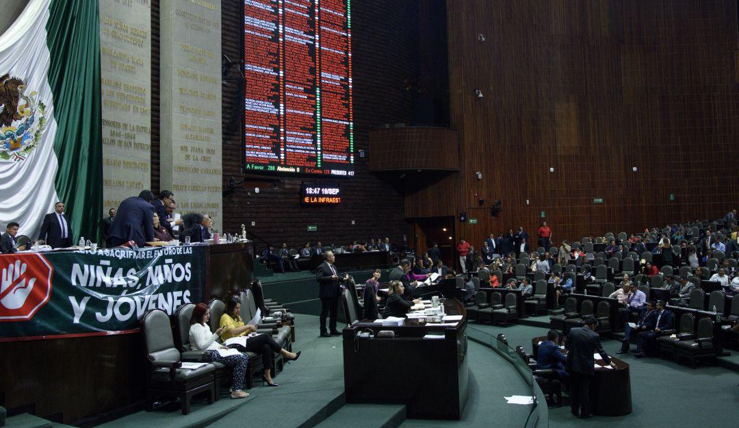 Aprueba Cámara de Diputados leyes secundarias de Reforma Educativa