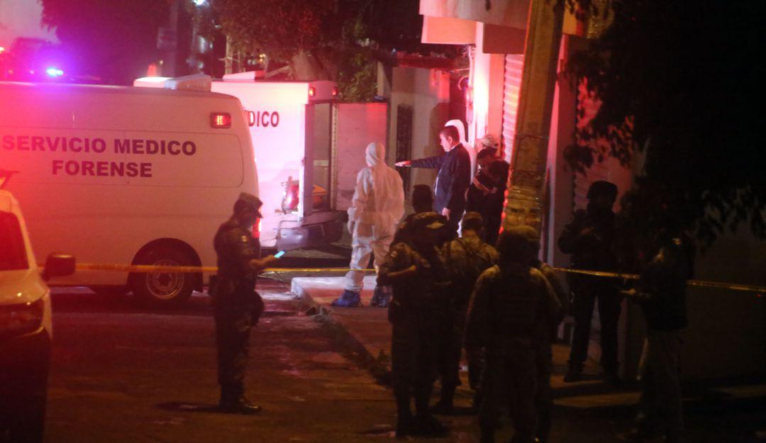 Ejecutan a 10 personas en Morelos