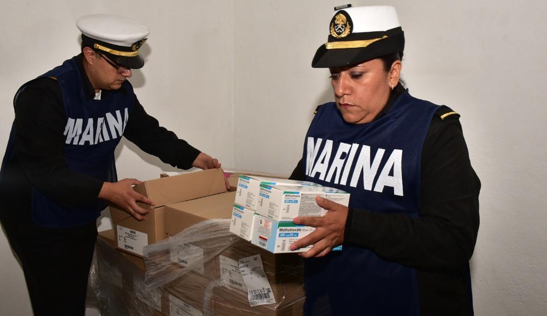 Llega a México medicamento contra cáncer desde Francia