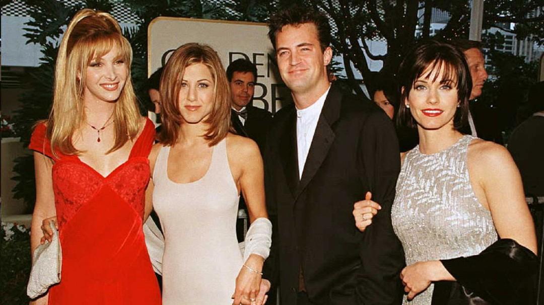 SOPITAS: Ayer se cumplieron 25 años de Friends