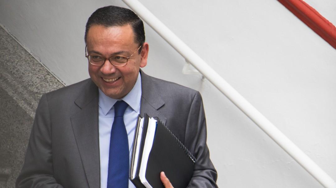 Sirvió mi renuncia al IMSS: Germán Martínez