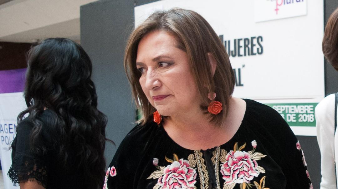 Bartlett debió haber declarado las empresas: Xóchitl Gálvez
