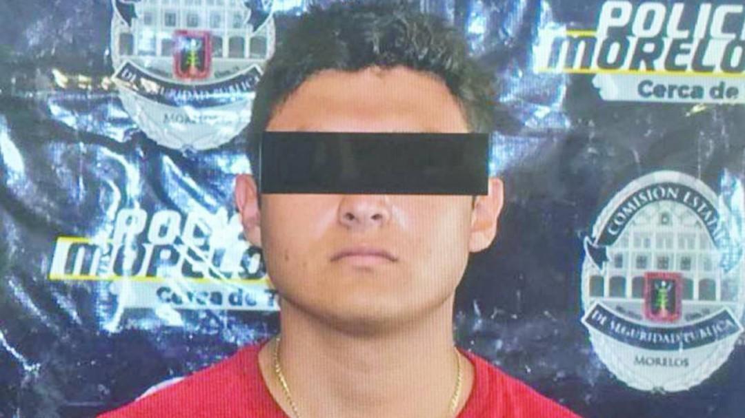 """Cae hijo de """"El Carrete"""", líder de Los Rojos"""