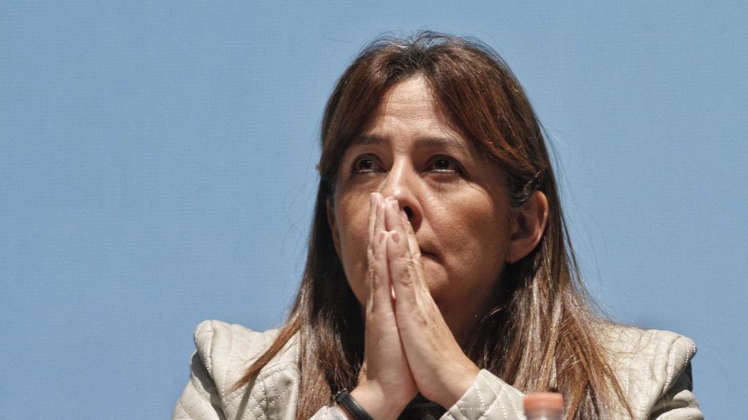 El término 'Verdad histórica' fue exagerado y apresurado : Ángela Buitrago