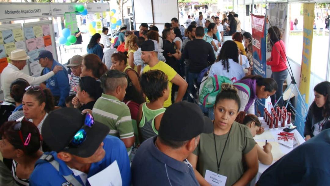 Denuncian manipulación de cifras de trabajo en Jalisco