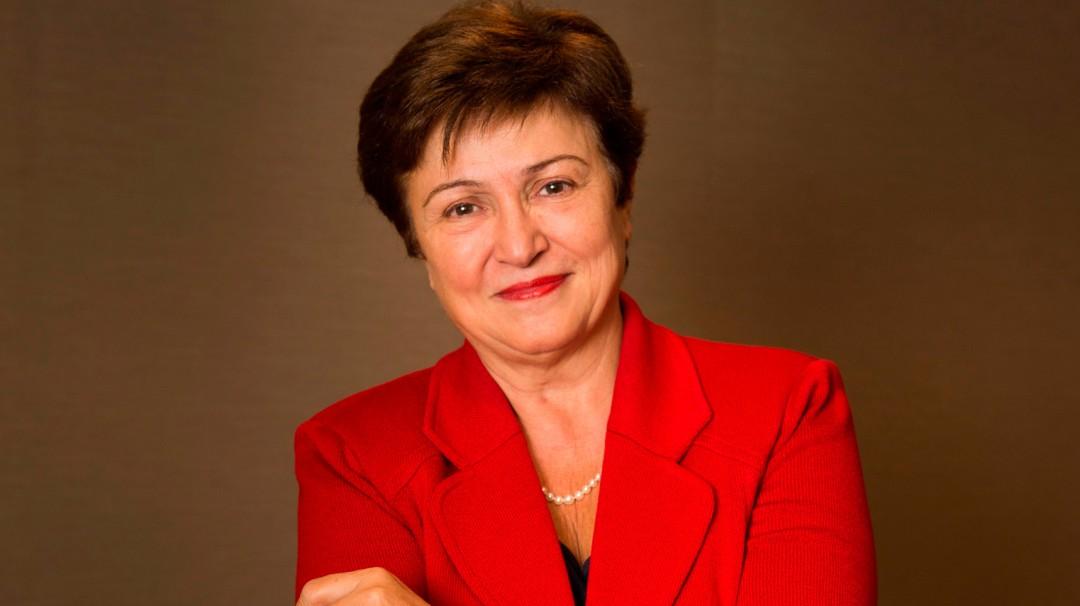 Kristalina Georgieva es la nueva directora del FMI