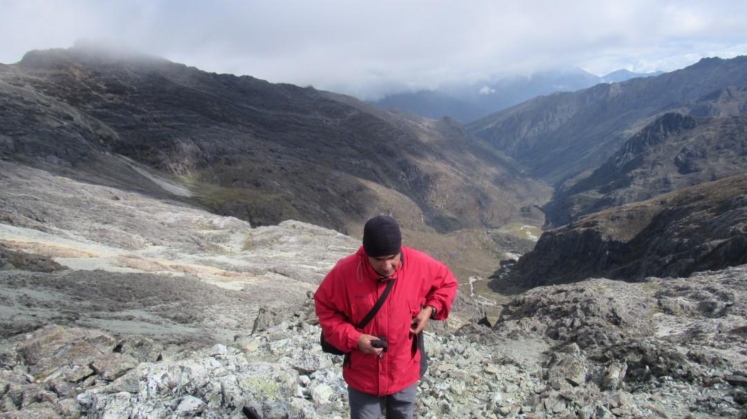 Un glaciar menos en el continente; científicos en Venezuela se despiden