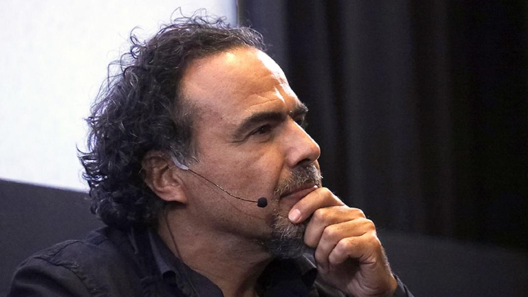 Quien diga que hace cine para sí mismo miente: González Iñárritu