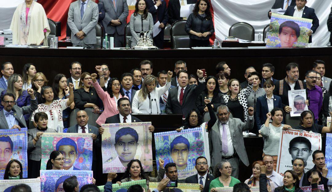 Impunidad en el caso Ayotzinapa: Madre de desaparecido