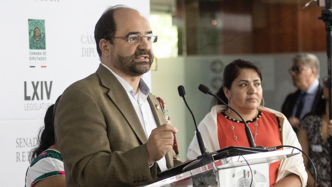 Falta investigar al Ejército en Caso Ayotzinapa: Emilio Álvarez Icaza