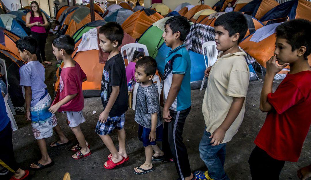 Exhorta la CIDH prevalezca dignidad para menores migrantes