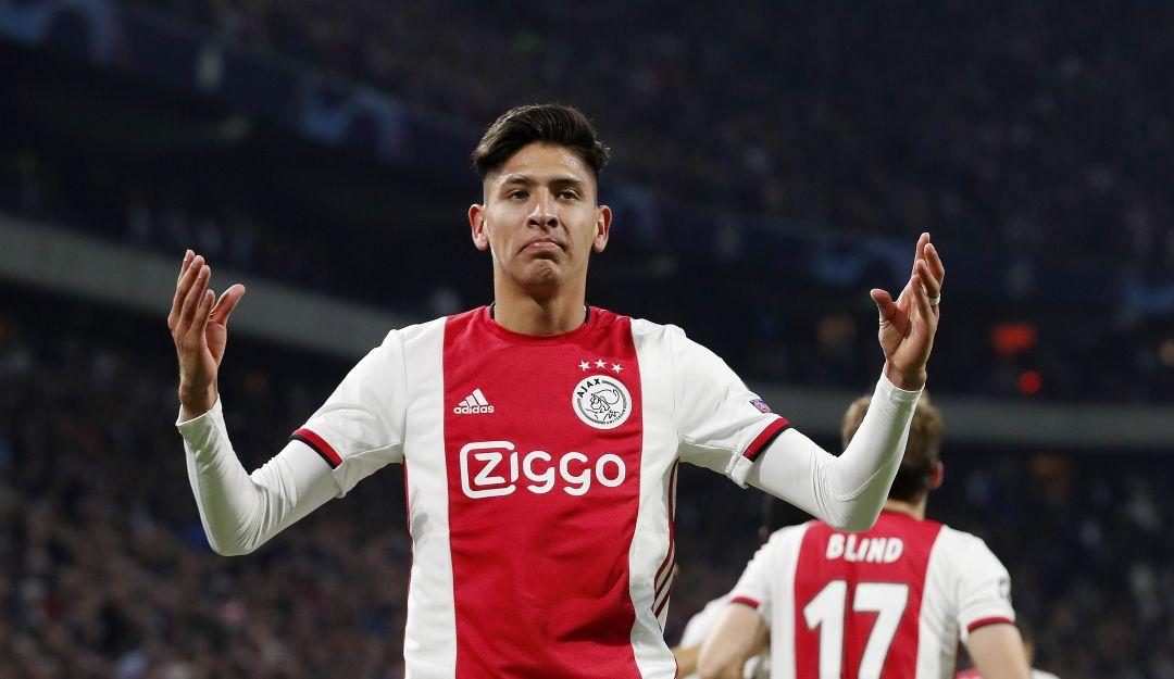 ¡Bomba! Edson Álvarez será observado por visores del Real Madrid