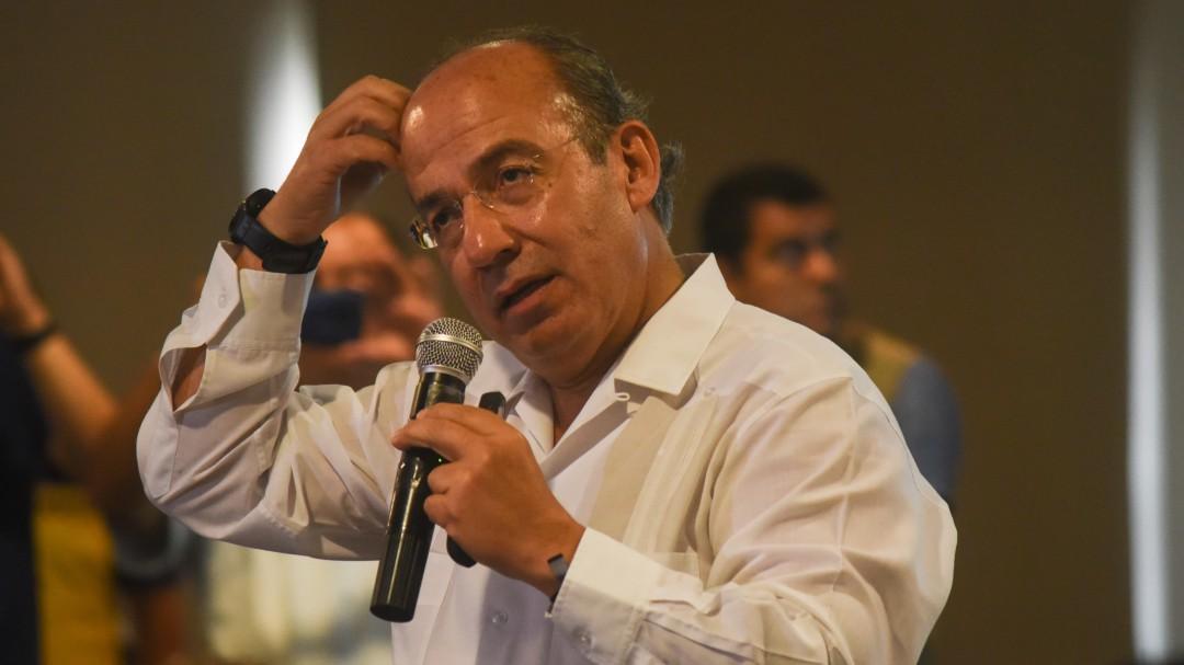 Hay responsabilidad de Felipe Calderón en condonaciones: Fundar México