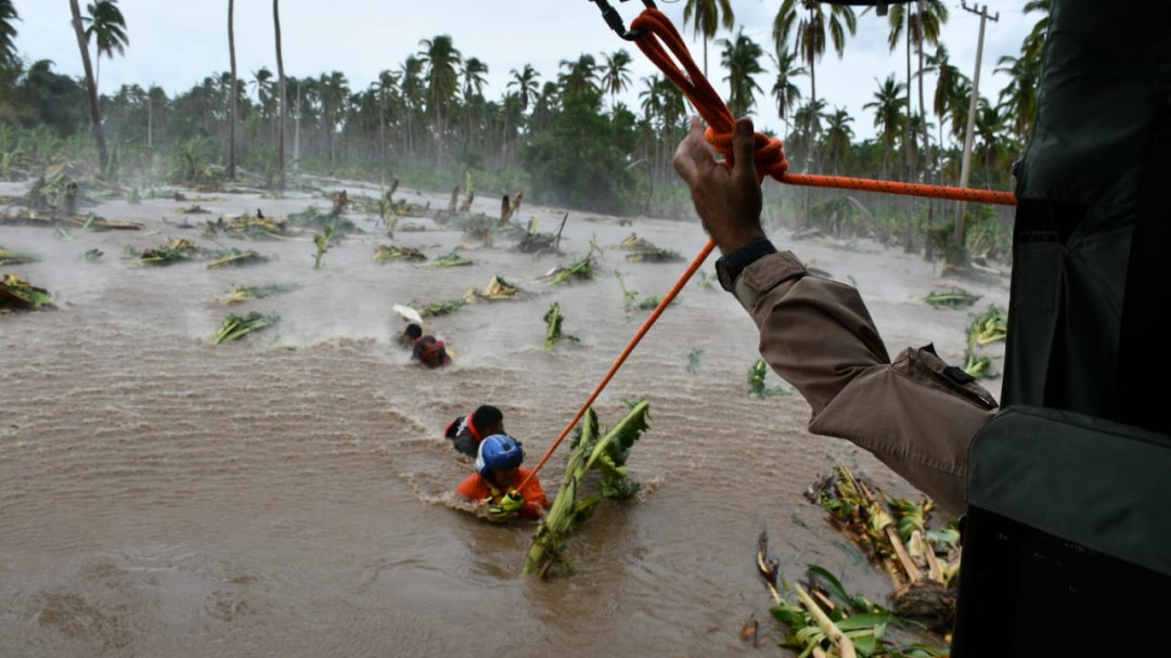 Narda dejó a su paso 834 casas dañadas en Jalisco