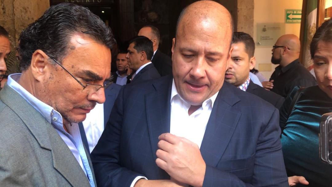 Alfaro niega rompimiento con la UdeG