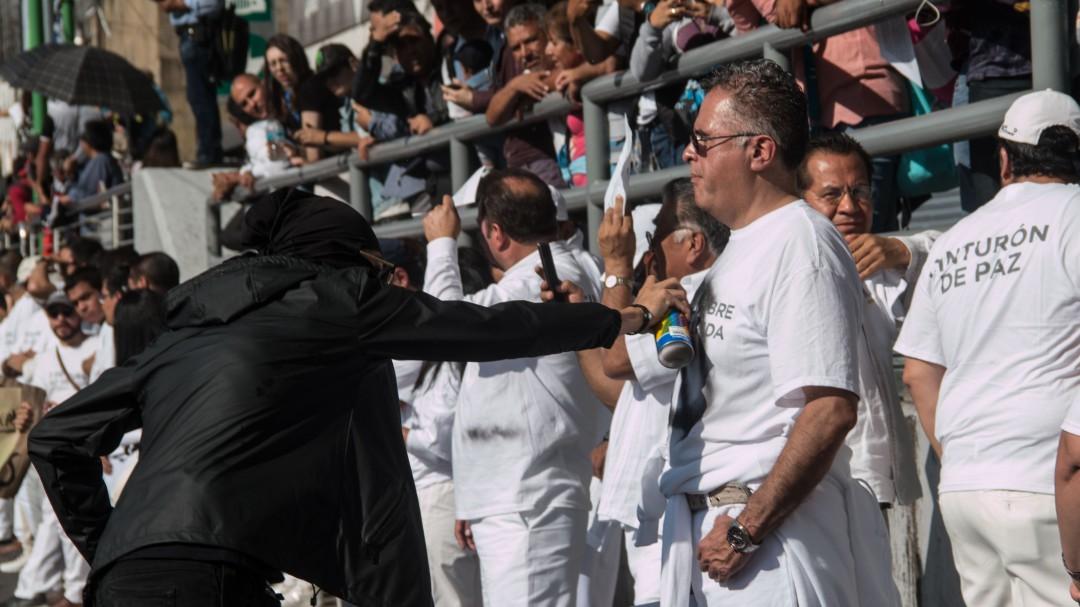 El cinturón de paz fue una estrategia exitosa: Salvador Chiprés