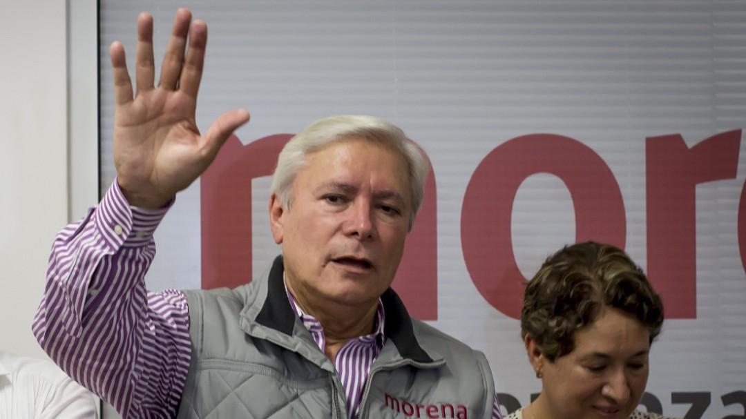 Hank quiere gobernar Baja California en dos años: Bonilla