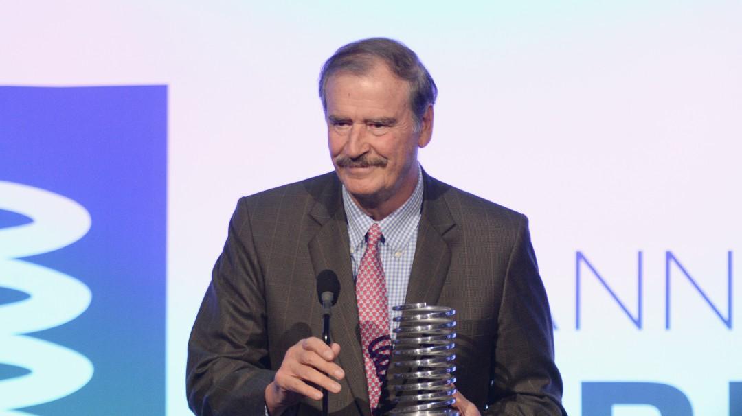 Google puso a Vicente Fox como nuevo dueño de Chivas