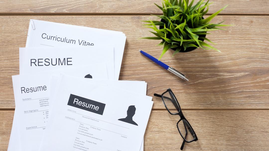 Nuevo formato de CV: ¿funcional o no?