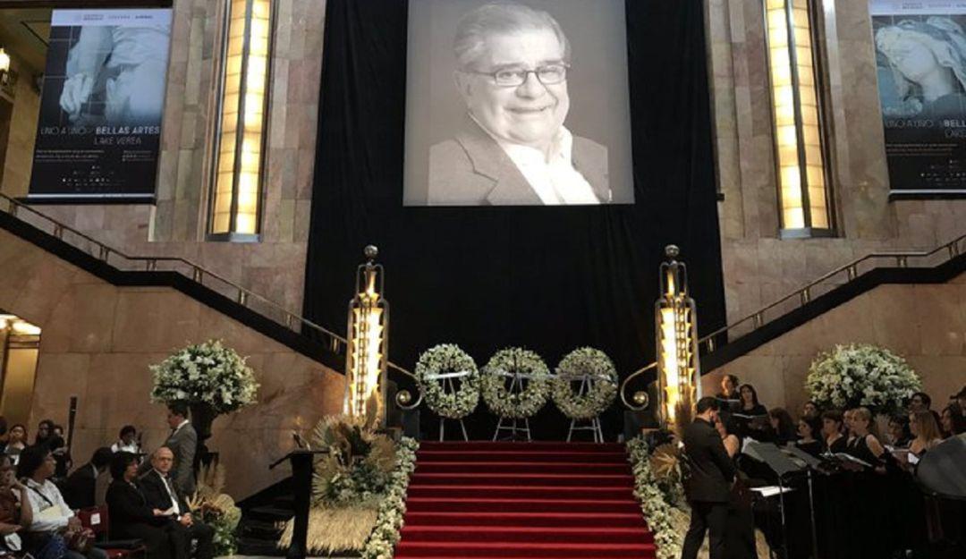 Bellas Artes rinde homenaje a León-Portilla