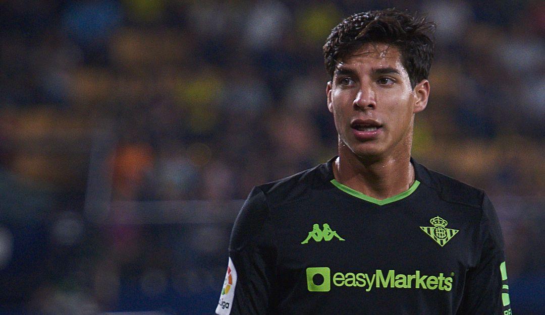 Diego Lainez regresa a la Selección Mexicana