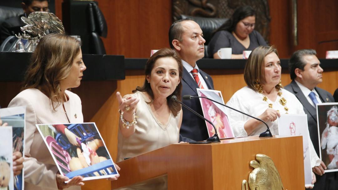 Buscamos que no prescriban delitos sexuales contra menores: Vázquez Mota