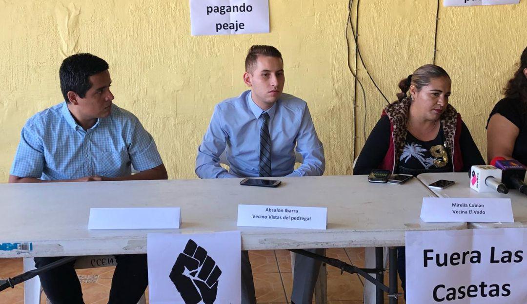 Vecinos de El Vado están desesperados; piden intervención del gobernador