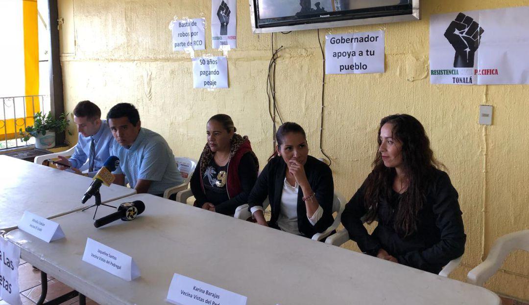 Vecinos de El Vado amagan con manifestación