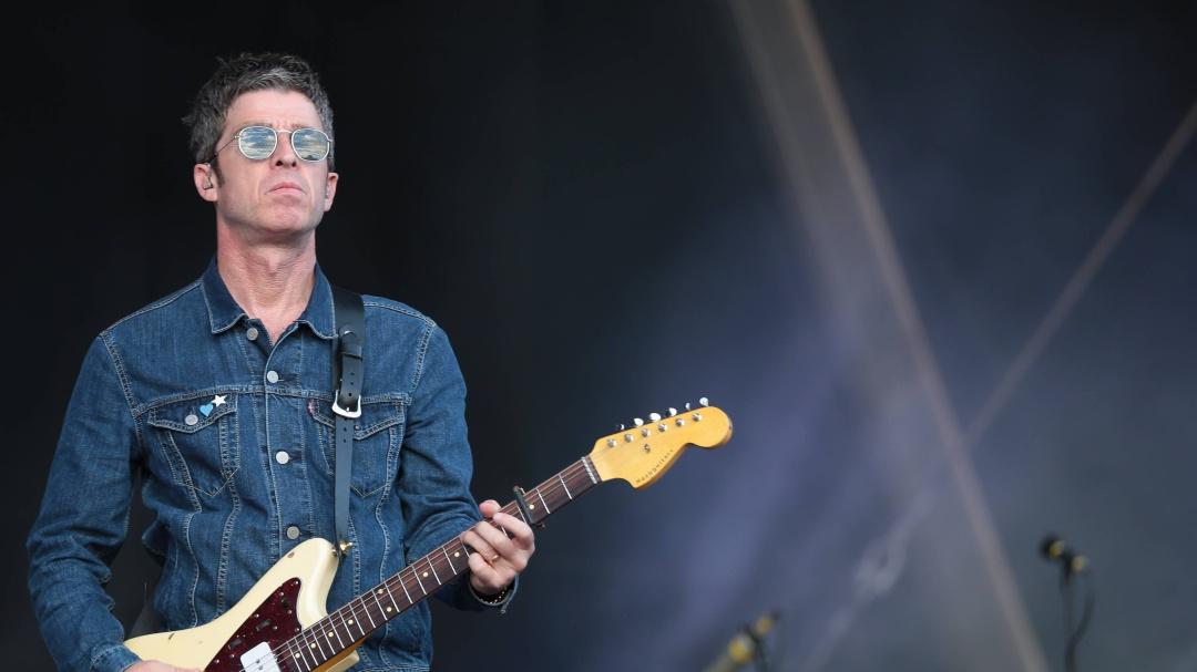 #JUEVESROCKERO: Noel Gallagher's High Flying Birds
