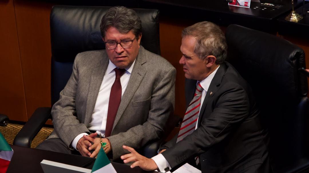 Medina Mora debe explicar al Senado su renuncia