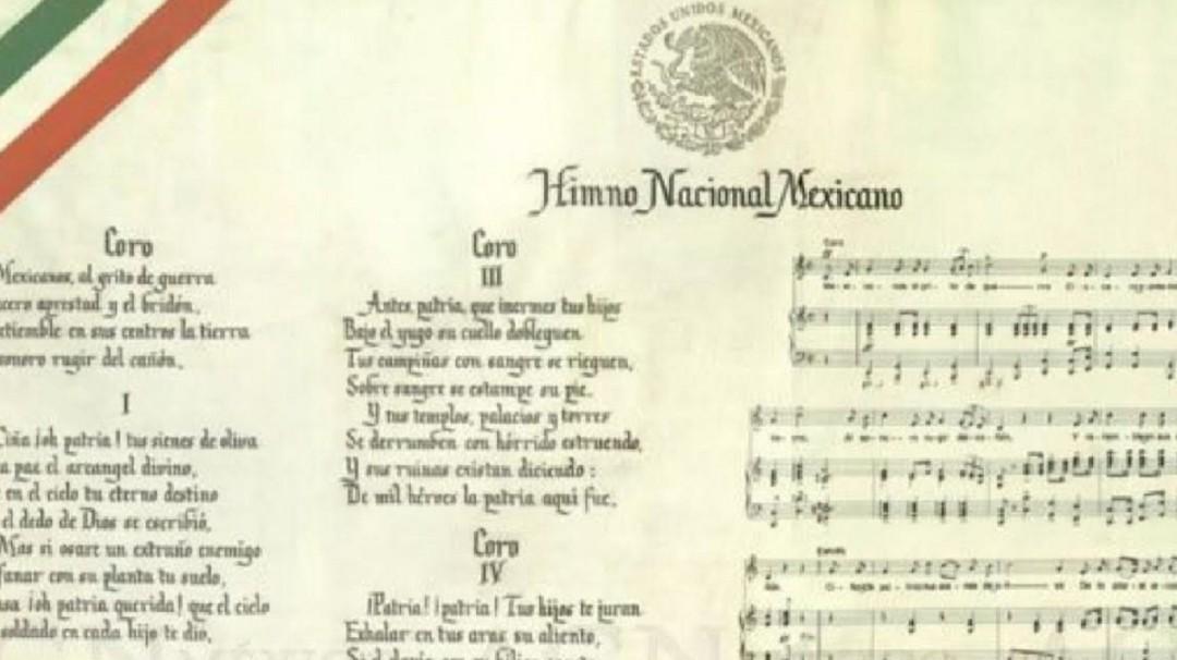 Primer edición del Himno Nacional mexicano será subastado