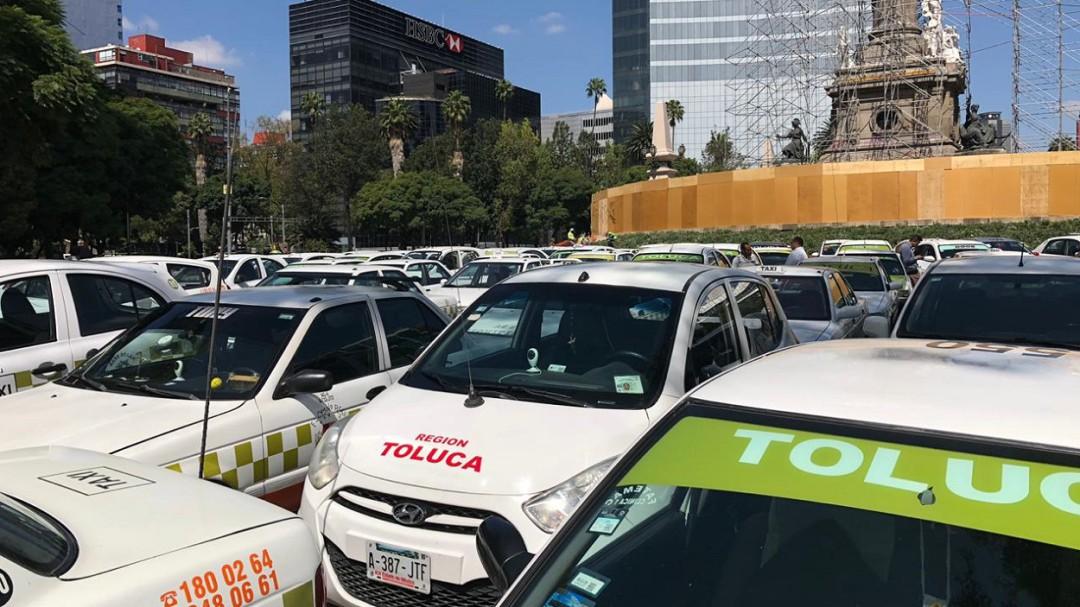 Todos los servicios de transporte deben ser regulados: Edomex