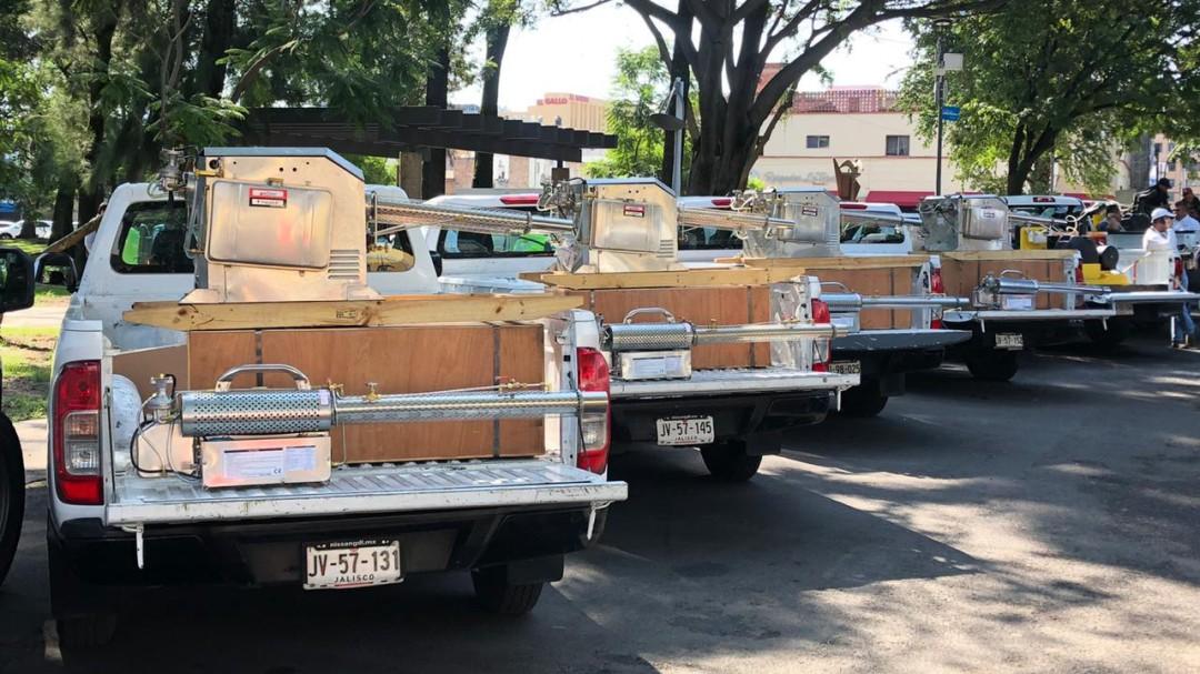 SSJ detectó epidemia de dengue desde la semana 27