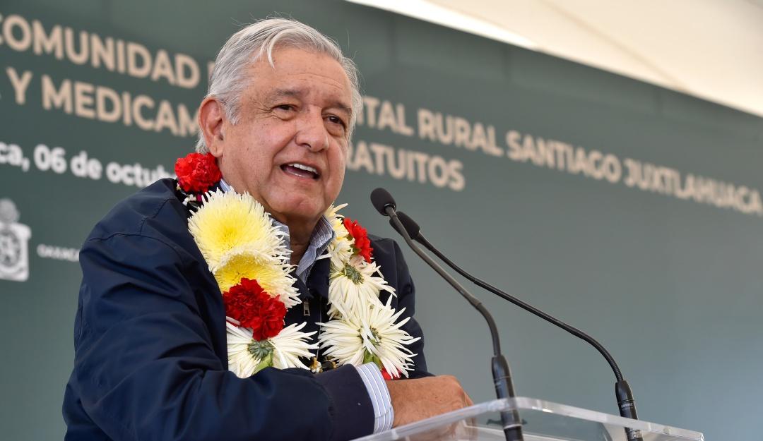Convoca el Presidente Andrés Manuel López Obrador a la unidad