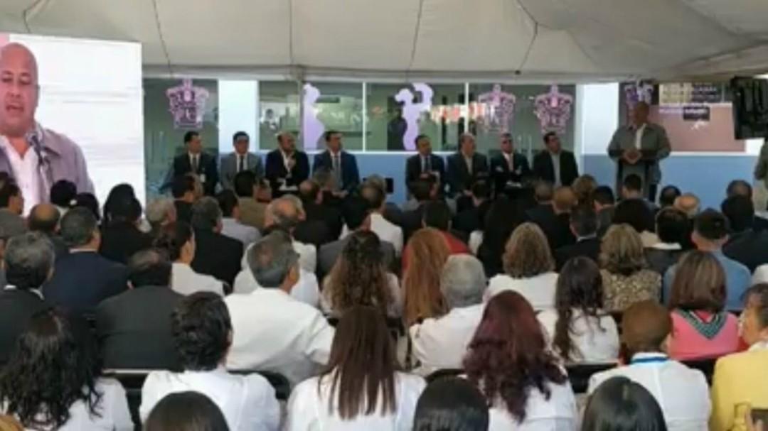 Inauguran Unidad de Alta Especialidad Materno Infantil en el HCG