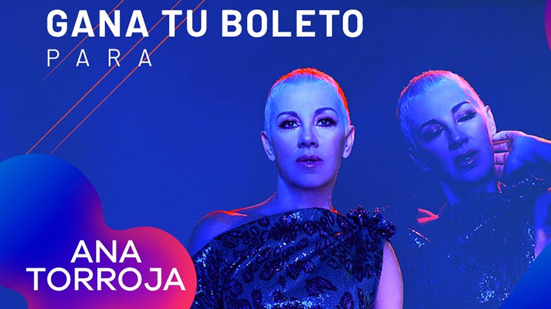 W RADIO te invita al concierto de Ana Torroja
