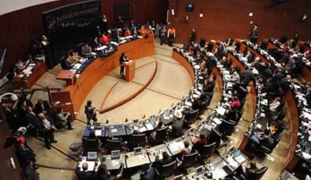 Senado avala renuncia de Medina Mora
