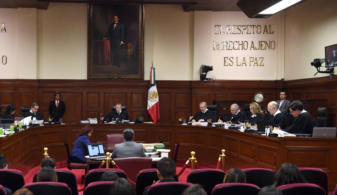 Impide renuncia de Medina Mora llegar a votación calificada en la SCJN