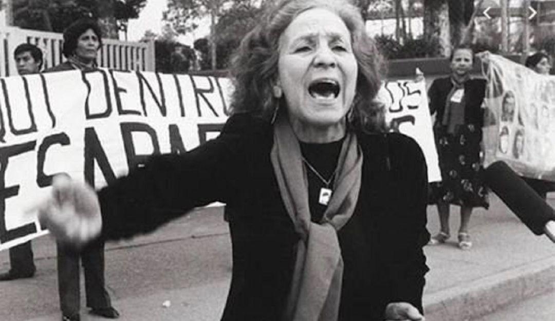 Otorgan a Rosario Ibarra medalla Belisario Domínguez 2019